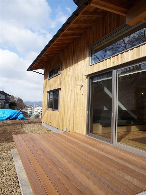 「黒石野の住宅」 完成写真①_f0105112_04395264.jpg