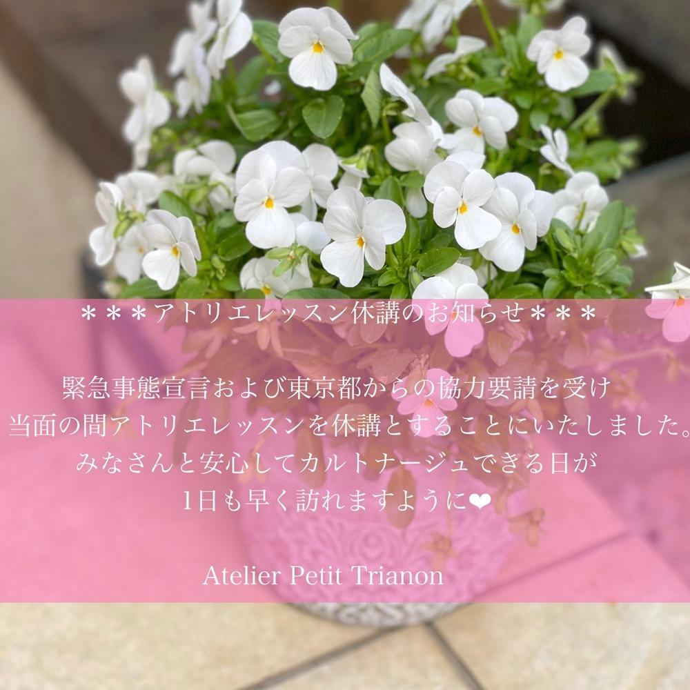 アトリエレッスン休講のお知らせ_c0162415_21352927.jpg