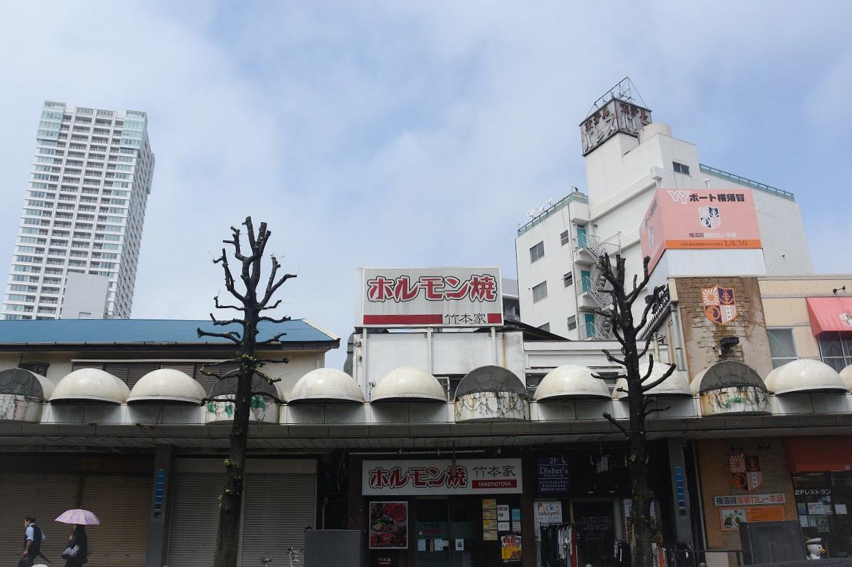 横須賀ビルディング物語 1_d0065116_21512791.jpg