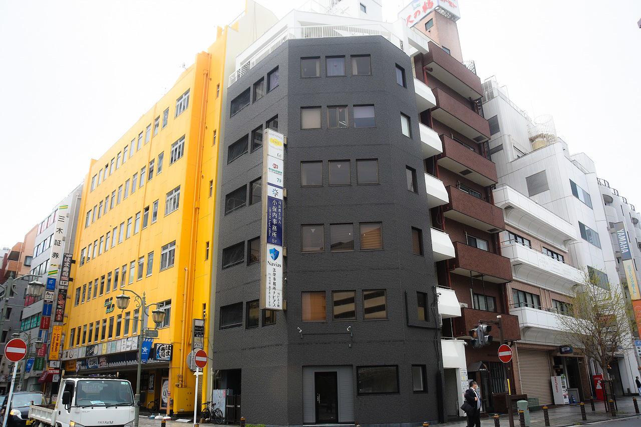 横須賀ビルディング物語 1_d0065116_21540723.jpg