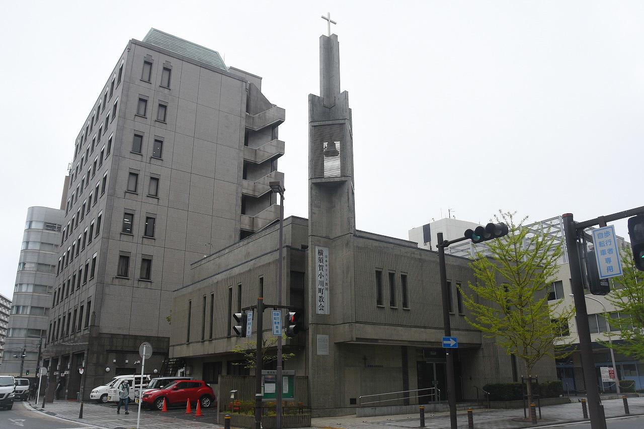 横須賀ビルディング物語 1_d0065116_21542935.jpg