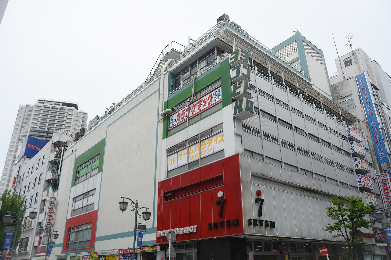 横須賀ビルディング物語 1_d0065116_21550761.jpg