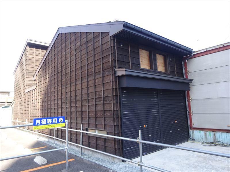 八幡町 町家改修工事 進行中!_f0105112_03565569.jpg