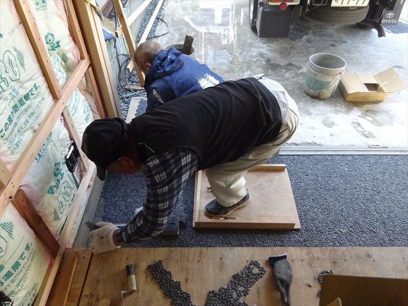 八幡町 町家改修工事 進行中!_f0105112_03565684.jpg