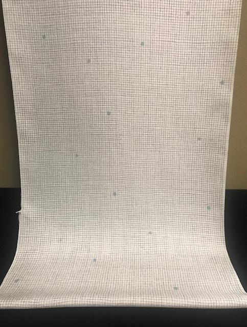 杉村・マジョルカ 桔梗円文袋帯+小紋。_f0181251_19523847.jpg