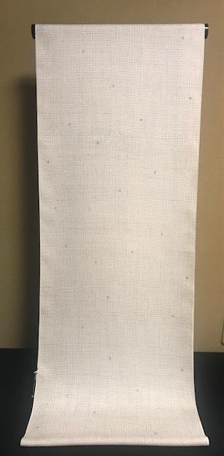 杉村・マジョルカ 桔梗円文袋帯+小紋。_f0181251_19590706.jpg