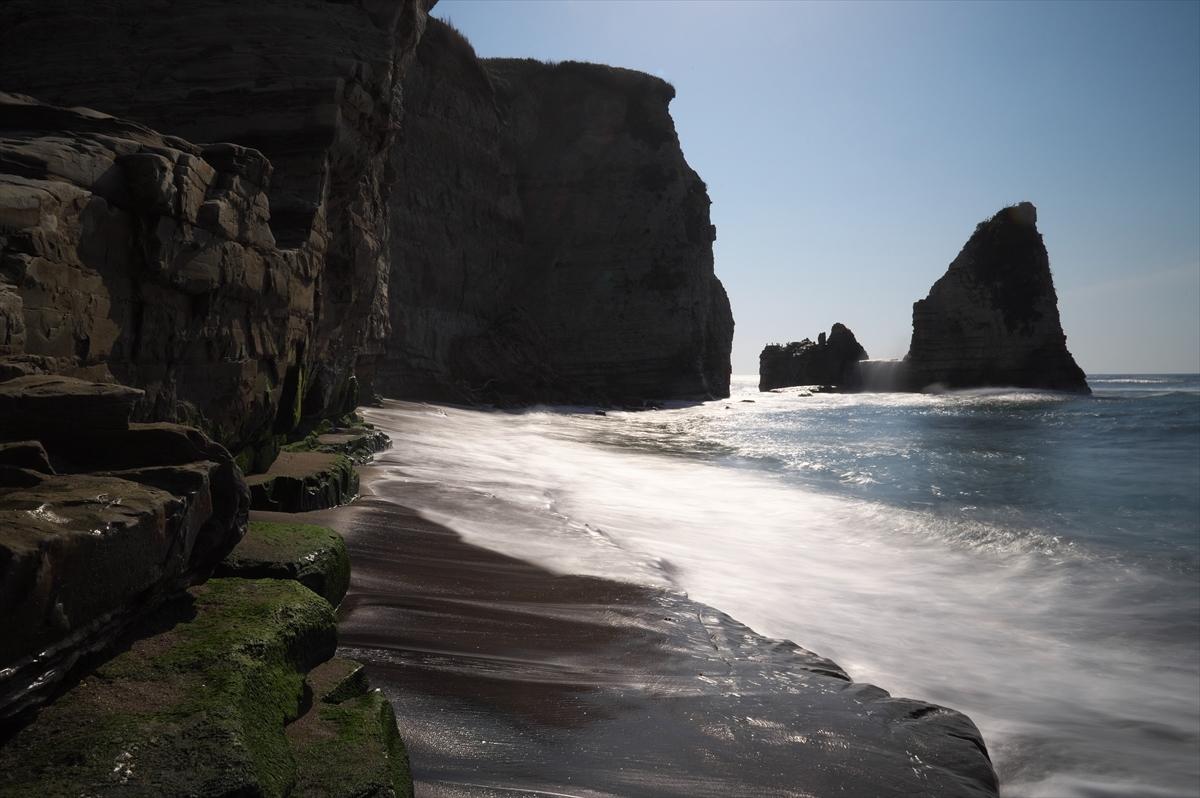 大波月海岸 2_f0018464_11250087.jpg