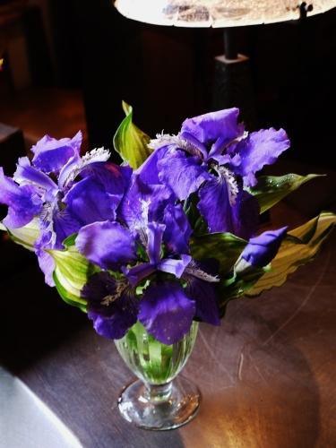Oさんの お花です♡ 世界で一番かわいくて 賢い子??_e0167795_16284001.jpg