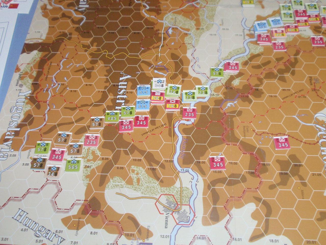 MMP/Gamers「Iron Curtain」より「1945年ソ連軍先制」シナリオをソロプレイ④_b0162202_11325341.jpg