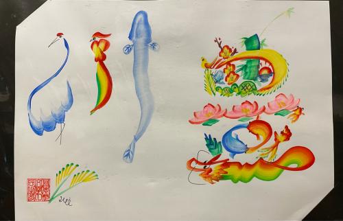 日本花文字の会作品展_a0218119_09081795.jpg