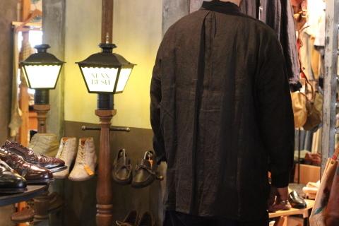 "「LaneFortyfive」 独特な世界観を放つ \""MORGAN\"" & 「Vintage Dress Shoes」 ご紹介_f0191324_08425122.jpg"