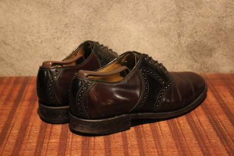 "「LaneFortyfive」 独特な世界観を放つ \""MORGAN\"" & 「Vintage Dress Shoes」 ご紹介_f0191324_09361136.jpg"