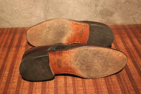 "「LaneFortyfive」 独特な世界観を放つ \""MORGAN\"" & 「Vintage Dress Shoes」 ご紹介_f0191324_09362092.jpg"