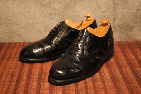 "「LaneFortyfive」 独特な世界観を放つ \""MORGAN\"" & 「Vintage Dress Shoes」 ご紹介_f0191324_09363436.jpg"