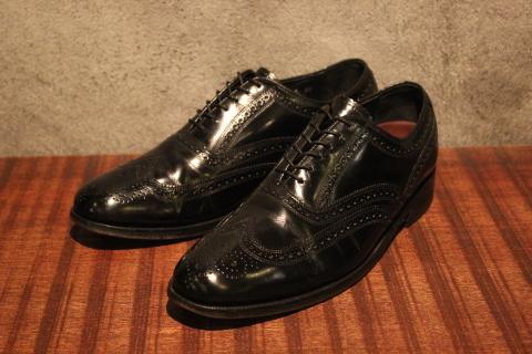"「LaneFortyfive」 独特な世界観を放つ \""MORGAN\"" & 「Vintage Dress Shoes」 ご紹介_f0191324_09370747.jpg"