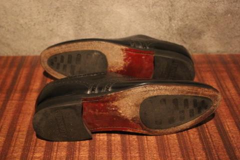 "「LaneFortyfive」 独特な世界観を放つ \""MORGAN\"" & 「Vintage Dress Shoes」 ご紹介_f0191324_09372015.jpg"