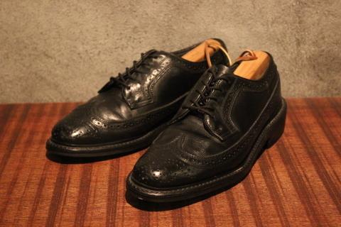 "「LaneFortyfive」 独特な世界観を放つ \""MORGAN\"" & 「Vintage Dress Shoes」 ご紹介_f0191324_09380186.jpg"