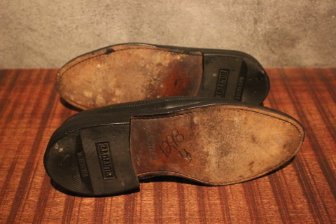 "「LaneFortyfive」 独特な世界観を放つ \""MORGAN\"" & 「Vintage Dress Shoes」 ご紹介_f0191324_09381260.jpg"