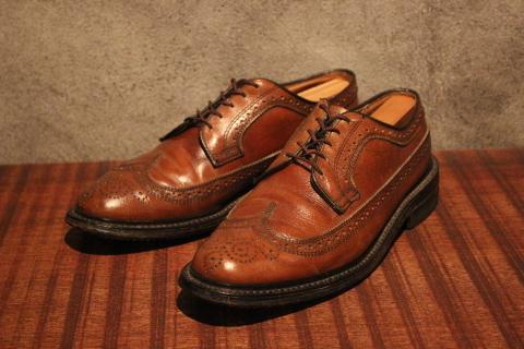 "「LaneFortyfive」 独特な世界観を放つ \""MORGAN\"" & 「Vintage Dress Shoes」 ご紹介_f0191324_09382465.jpg"