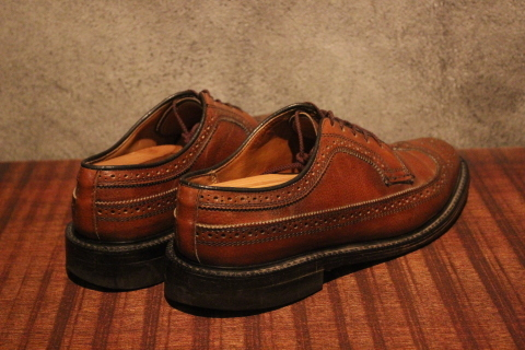"「LaneFortyfive」 独特な世界観を放つ \""MORGAN\"" & 「Vintage Dress Shoes」 ご紹介_f0191324_09383008.jpg"