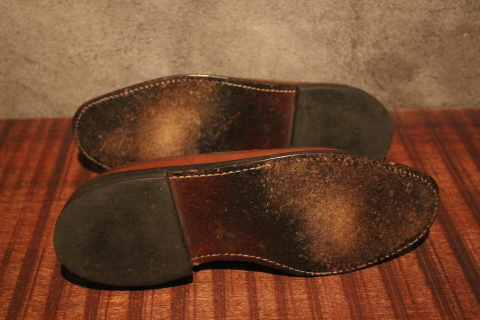 "「LaneFortyfive」 独特な世界観を放つ \""MORGAN\"" & 「Vintage Dress Shoes」 ご紹介_f0191324_09383640.jpg"