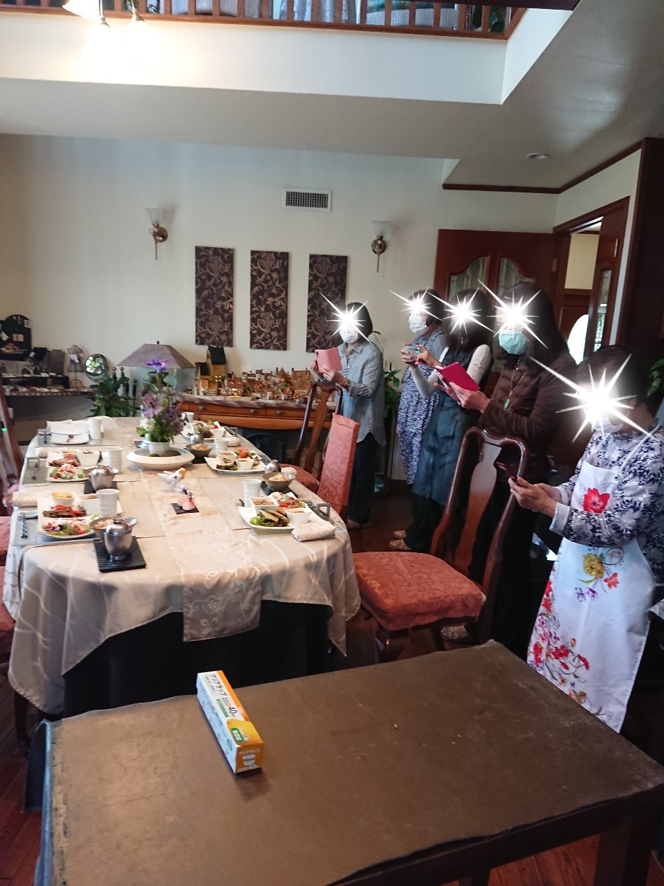 「優しい時間」4月の料理教室が終了致しました。_f0323446_18431325.jpg