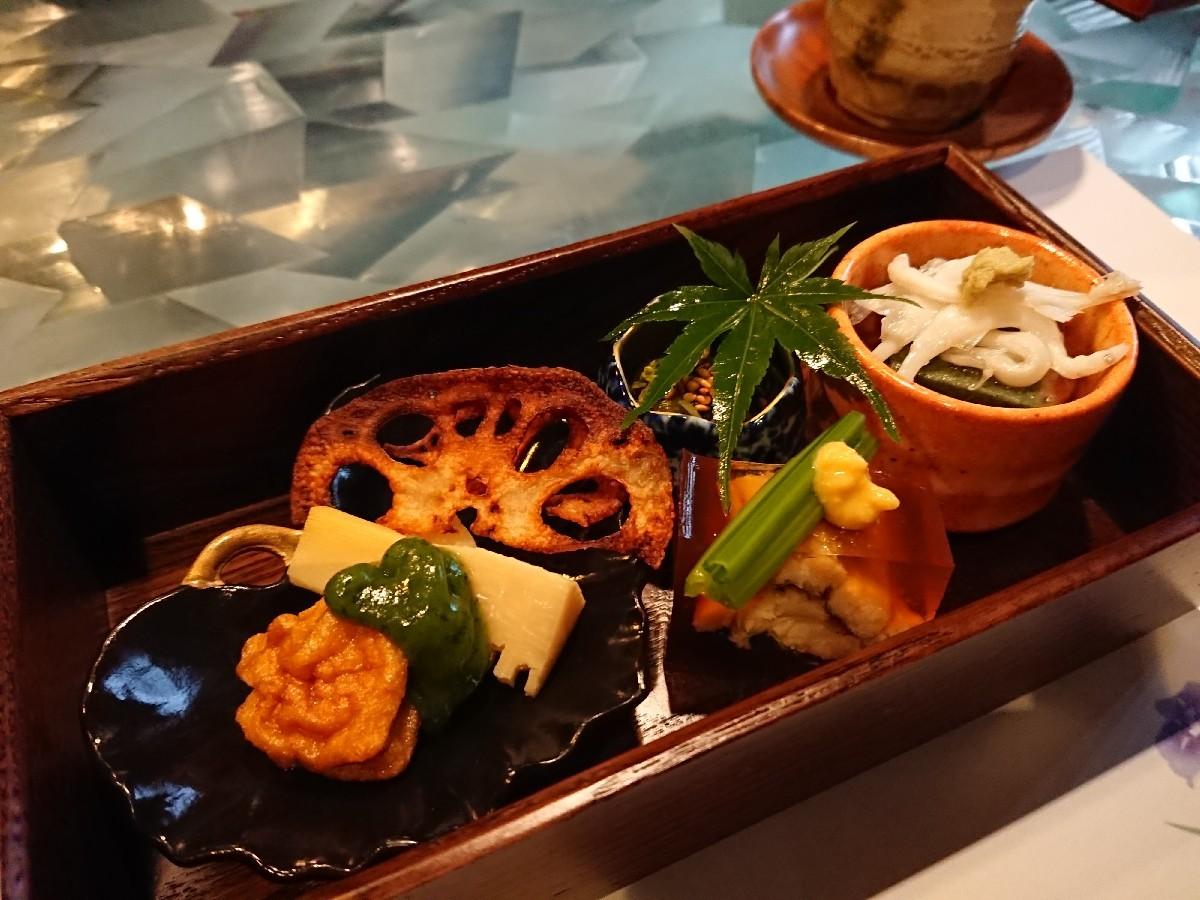 久しぶりの 柏 日本料理「Okamoto」さん_f0323446_20364015.jpg
