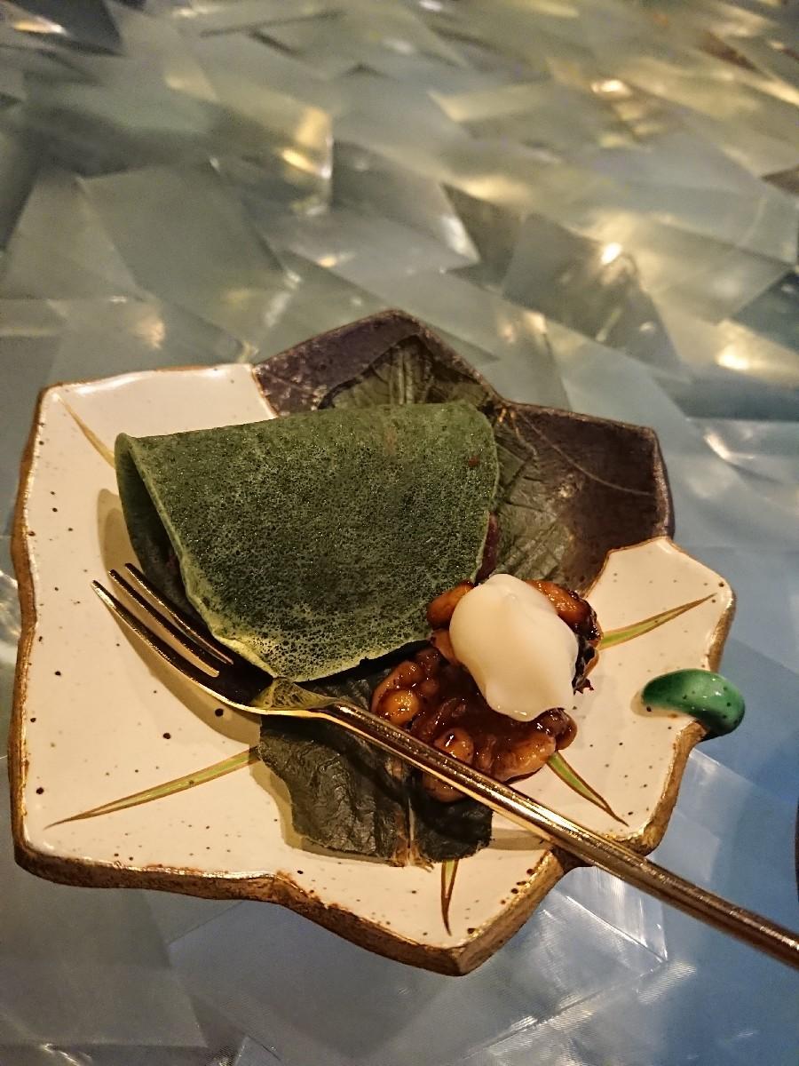 久しぶりの 柏 日本料理「Okamoto」さん_f0323446_20395407.jpg