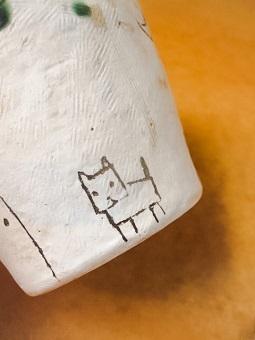 めいポタ 鈴木明美さんの即完売だった白い壁シリーズの新作のマグカップと定番で大人気のマグカップと中皿が超待望の再入荷!!!_b0225561_17192437.jpg