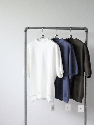 blurhms ROOTSTOCK Rough&Smooth Thermal Pullover S/S_b0139281_16563523.jpg