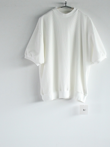 blurhms ROOTSTOCK Rough&Smooth Thermal Pullover S/S_b0139281_16593830.jpg