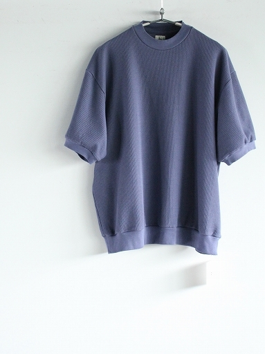 blurhms ROOTSTOCK Rough&Smooth Thermal Pullover S/S_b0139281_16593955.jpg