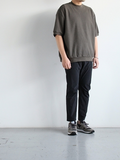 blurhms ROOTSTOCK Rough&Smooth Thermal Pullover S/S_b0139281_17002874.jpg