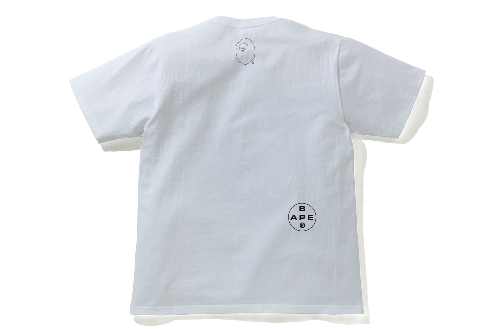 A BATHING APE® GHOST 2 RELAXED TEE_a0174495_12342909.jpg