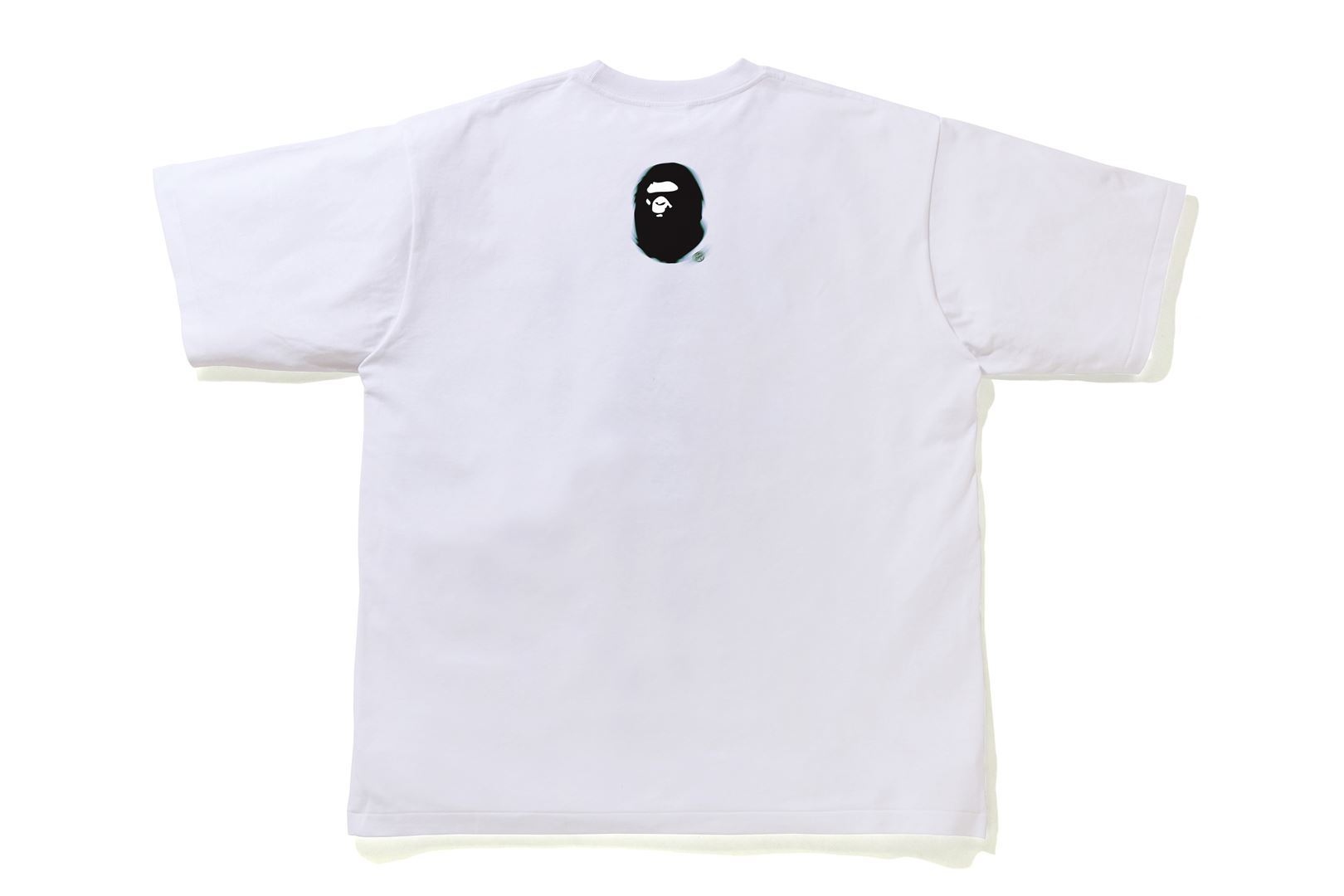 A BATHING APE® BLUR RELAXED TEE_a0174495_12353222.jpg