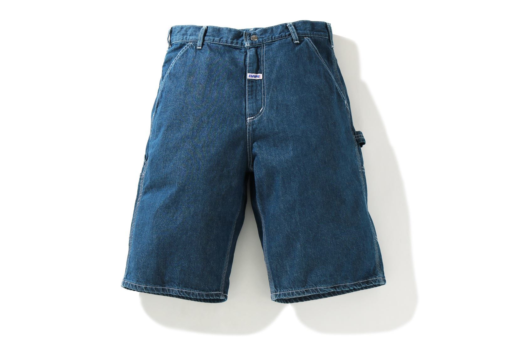 DENIM PAINTER SHORTS_a0174495_12362374.jpg