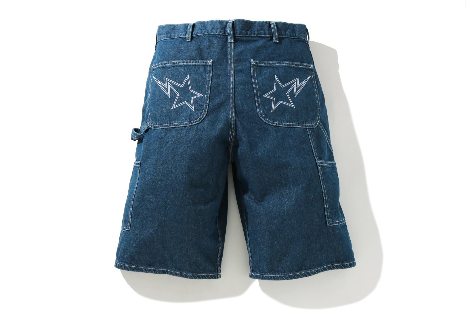 DENIM PAINTER SHORTS_a0174495_12362945.jpg