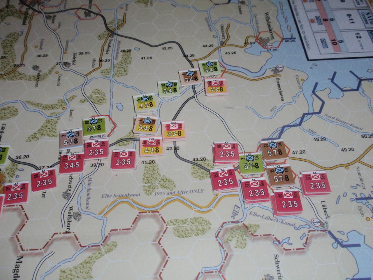 MMP/Gamers「Iron Curtain」より「1945年ソ連軍先制」シナリオをソロプレイ⑤_b0162202_18430553.jpg