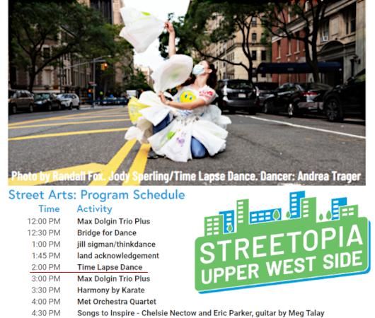 Time Lapse Danceの環境保護モダン・ダンスとニューヨークの子どもたち_b0007805_08173676.jpg