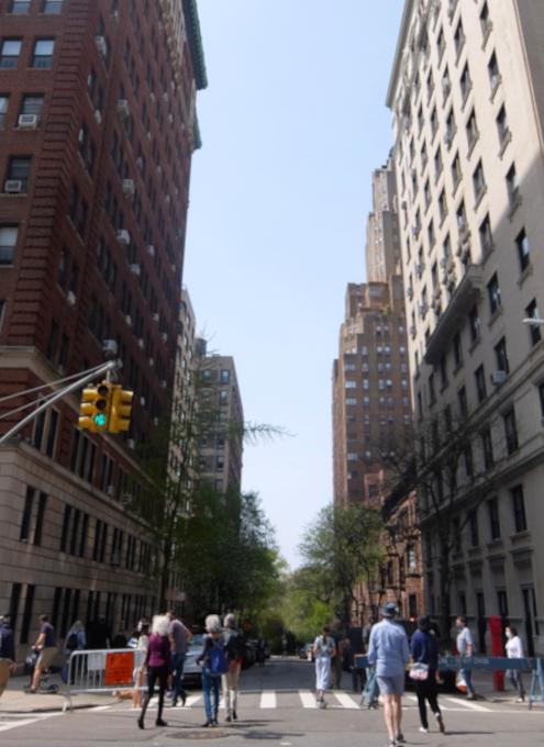 Time Lapse Danceの環境保護モダン・ダンスとニューヨークの子どもたち_b0007805_08180316.jpg