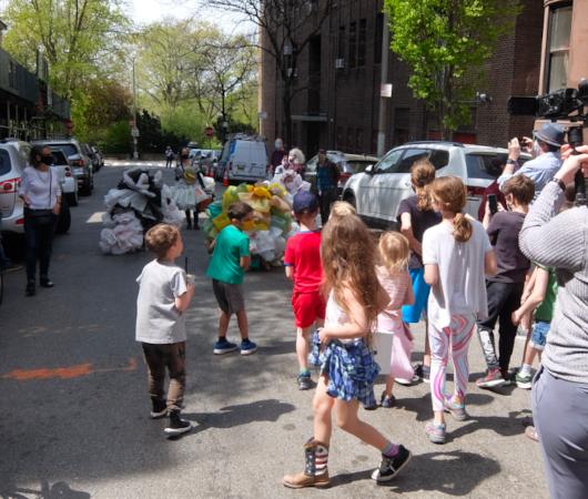 Time Lapse Danceの環境保護モダン・ダンスとニューヨークの子どもたち_b0007805_08203236.jpg