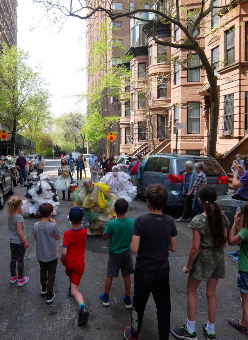 Time Lapse Danceの環境保護モダン・ダンスとニューヨークの子どもたち_b0007805_08204441.jpg