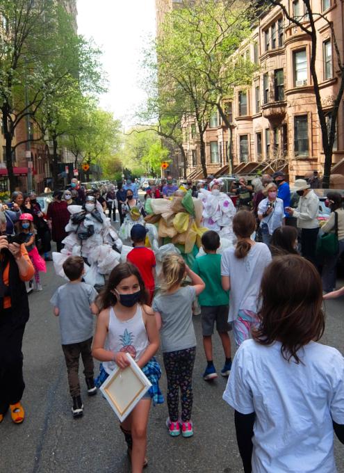 Time Lapse Danceの環境保護モダン・ダンスとニューヨークの子どもたち_b0007805_08205488.jpg