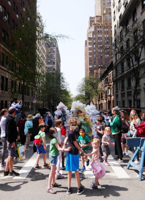 Time Lapse Danceの環境保護モダン・ダンスとニューヨークの子どもたち_b0007805_08210655.jpg