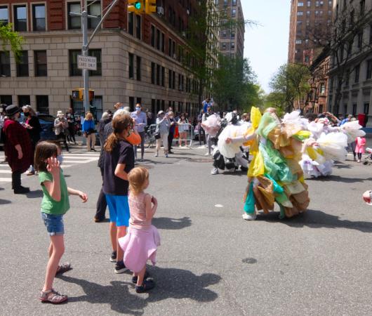 Time Lapse Danceの環境保護モダン・ダンスとニューヨークの子どもたち_b0007805_08213824.jpg