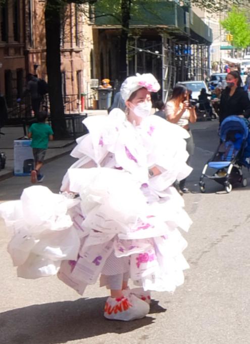Time Lapse Danceの環境保護モダン・ダンスとニューヨークの子どもたち_b0007805_08215465.jpg