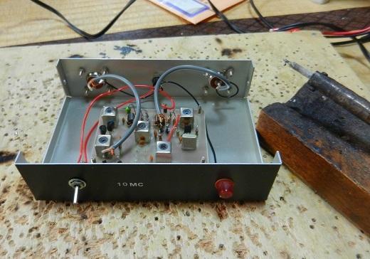 10.136MHz FT8 QRVを目指して−10MHzクリコンの整備調整_f0205744_20402348.jpg