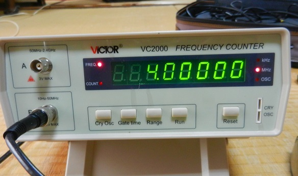 10.136MHz FT8 QRVを目指して−10MHzクリコンの整備調整_f0205744_20404902.jpg