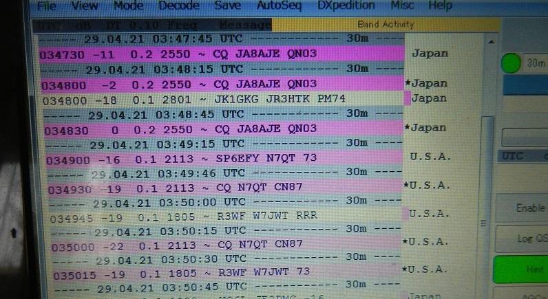 10.136MHz FT8 QRVを目指して−10MHzクリコンの整備調整_f0205744_20573477.jpg