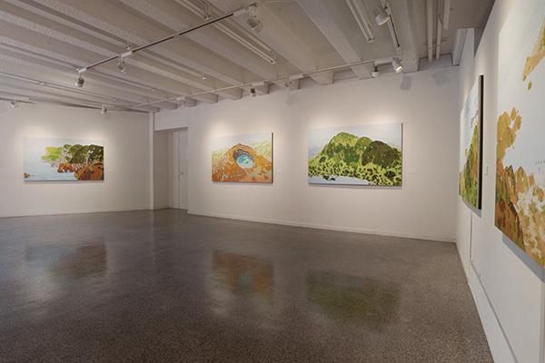 「佐々木 泰樹 作品展 逍遙点描」が終了しました。_e0268545_14080944.jpg